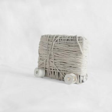 Trainproject Wagon 8 (corde blanche)