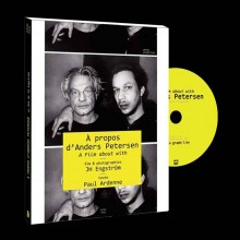 Limited edition A propos d'Anders Petersen, a film about with