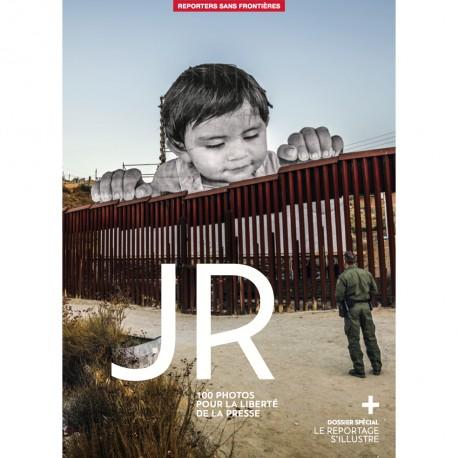 100 Photos de JR pour la liberté de la presse