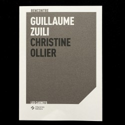 Rencontre Guillaume Zuili - Christine Ollier