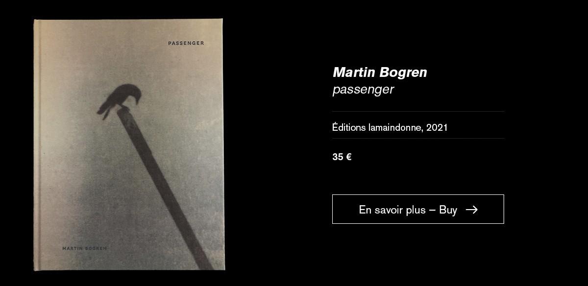 Bogren Martin Passenger