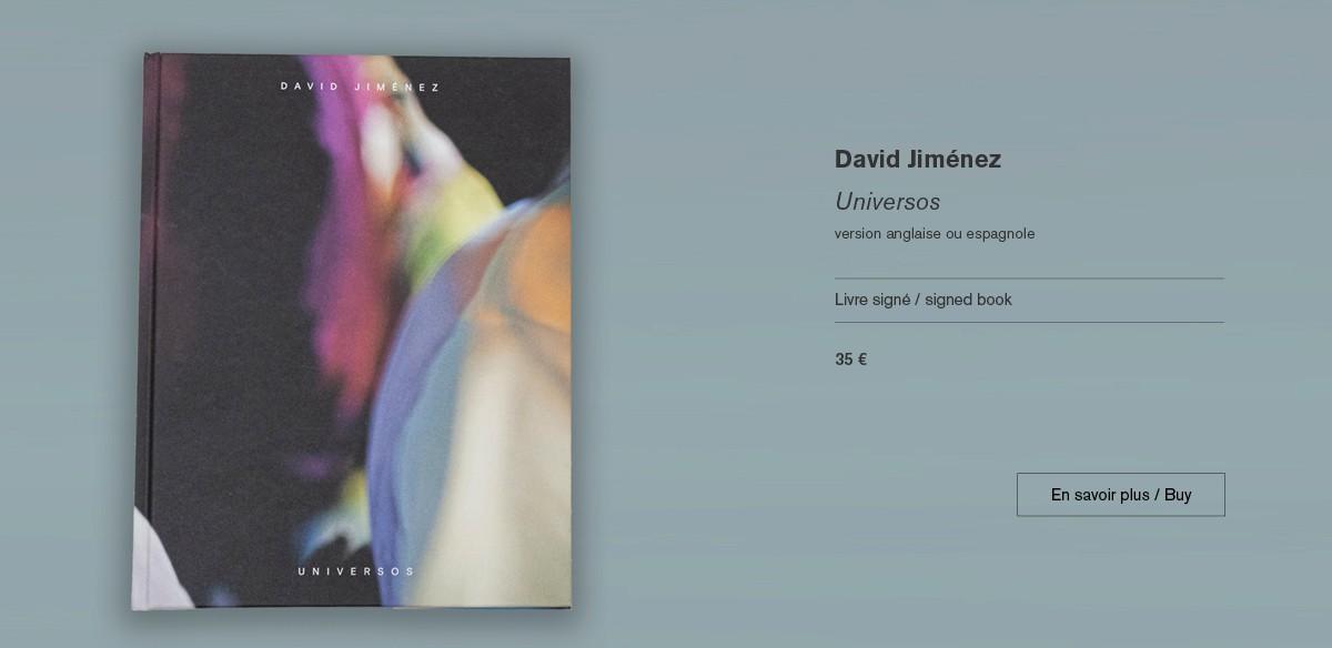 David Jiménez Universos